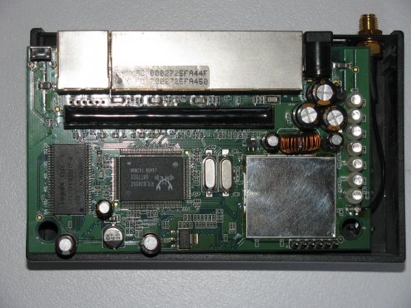 WA-2204B inside - top side