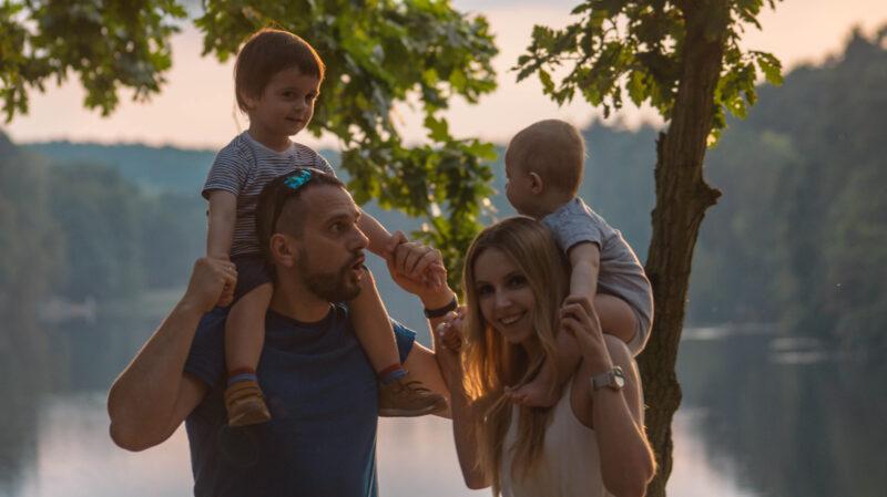 Chmura i Wojtosz - rodzina